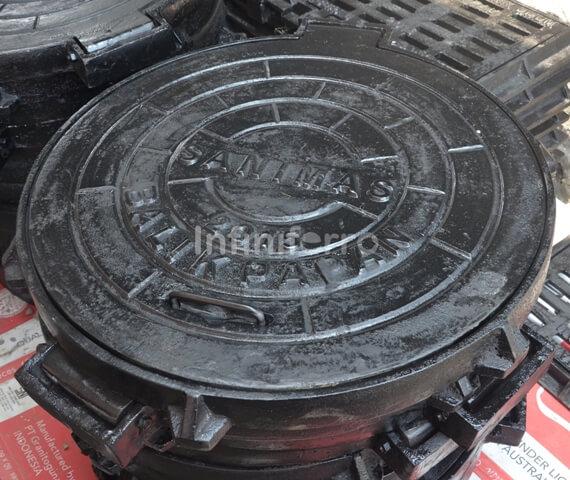 cast iron manhole cover for environmental sanitation