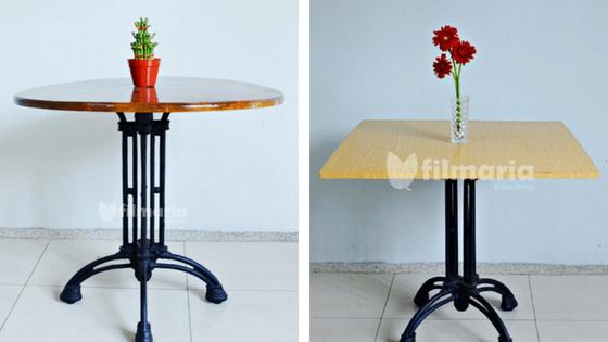 vintage table designs